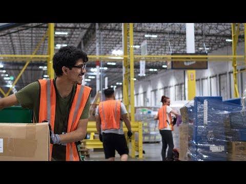 Christie James - Amazon Hosting Bay Area Job Fairs This Week