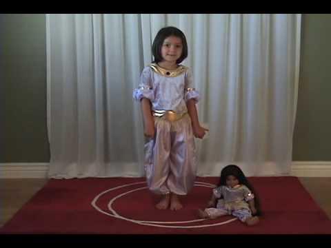 b14b3caa1 Arabian Princess Costumes - YouTube