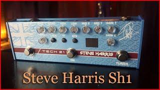 Steve Harris Sh1 Pedal - Demo / Playthrough