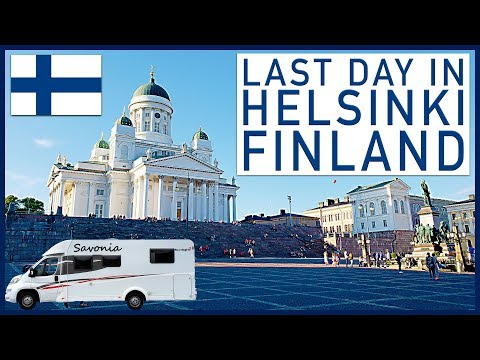Last day in Helsinki, Finland - Nordic Road Trip - Traveling Robert
