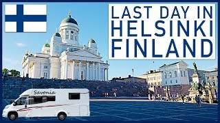 Last day in Helsinki, Finland - Nordic Road Trip