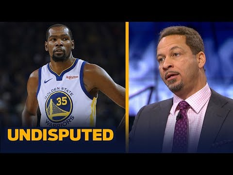 Chris Broussard reacts to Jarrett Jacks tweet about KD and AD joining LeBron | NBA | UNDISPUTED