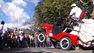 Fiestas de Calarcá 2014