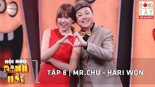 hoi ngo danh hai 2016  tap 8  mr chu - hariwon