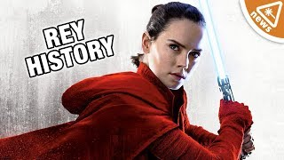 Rian Johnson Reveals the Real History of Reys Parents Nerdist News w Jessica Chobot