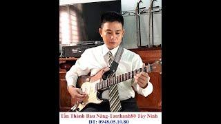 Dạy đàn cổ cho người chưa biết-Bài 1 | Lấy dây, đàn lý chiều chiều | Tấn Thành Bàu Năng