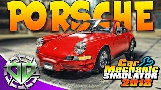 Car Mechanic Simulator 2018 : 1973 Porsche Carrera RS Restoration! (PC)