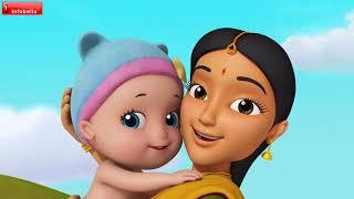 আমার সুন্দর বাবু - Bengali Rhymes & Baby Songs   Infobells