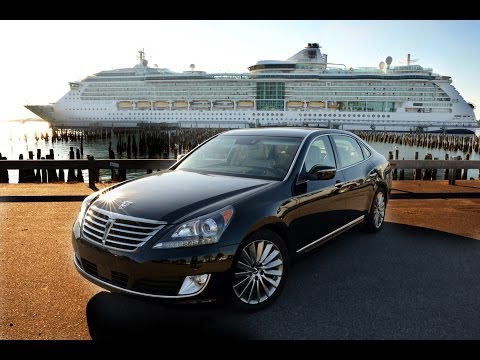 Carsmart review of the 2013 Hyundai Equus