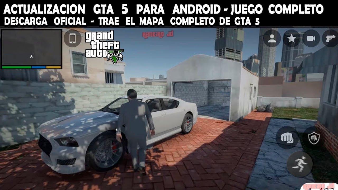 gta 5 para android