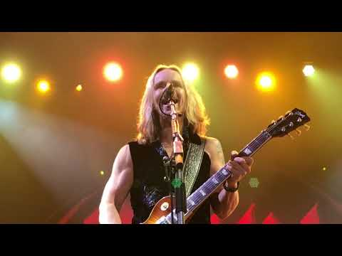 "Styx Mar 20, 2018 Saginaw, MI ""Come Sail Away"""