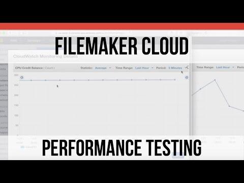 November Webinar on FM Cloud Performance | FileMaker Cloud | FileMaker Pro 15 Training