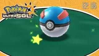 Pokémon Ultra Sol Ep.5 - NUNCA EN MI VIDA ESPERABA ESTE POKÉMON...