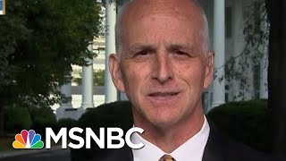 Adam Smith: Meeting With Trump Continued After Democratic Leadership Walked Out | MTP Daily | MSNBC