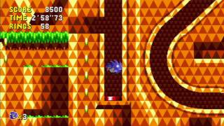 Sonic CD Quick Play HD