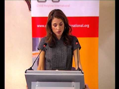 "Queen Rania Al Abdullah: 'We Can Rescue Children And Childhoods""."
