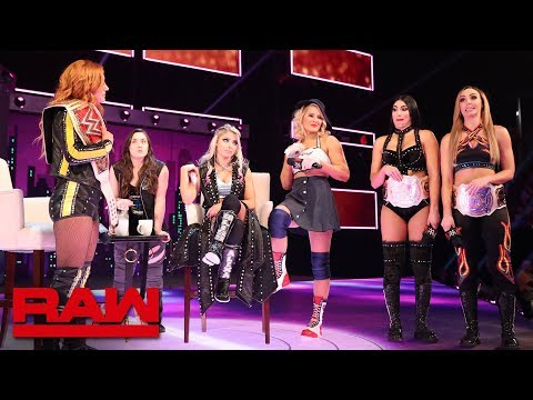 WWE: 5 possible challengers for Becky Lynch's Raw Women's Title