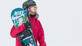 Silje Norendal Talks Competing in Slopestyle + Spills Beauty Tips