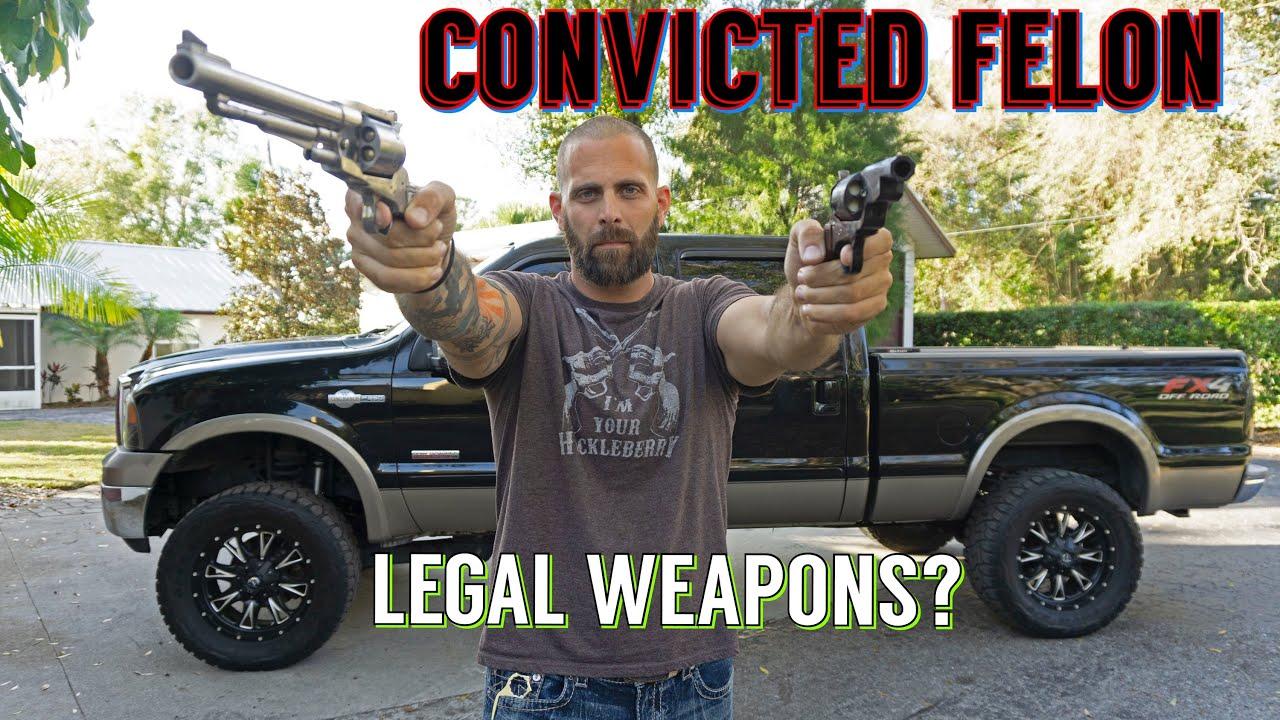 American Convicted Felon Everyday Carry (EDC)