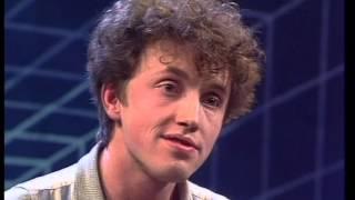 Рок-урок(ОРТ, 1996) Павел Кашин