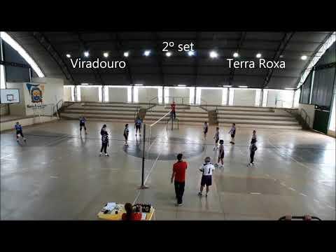 Viradouro X Terra Roxa - Fem60 - 10º Mini Jori Monte Azul Paulista 2019   APER - VA