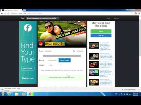How To Download Youtube Videos in Nepali Tutorial