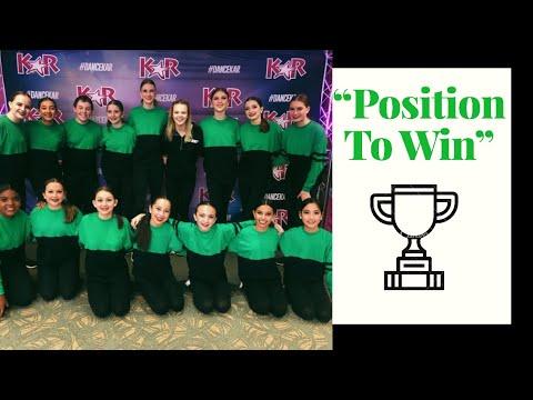 """Position To Win"" // Novi Middle School Dance Company • KAR 2020"