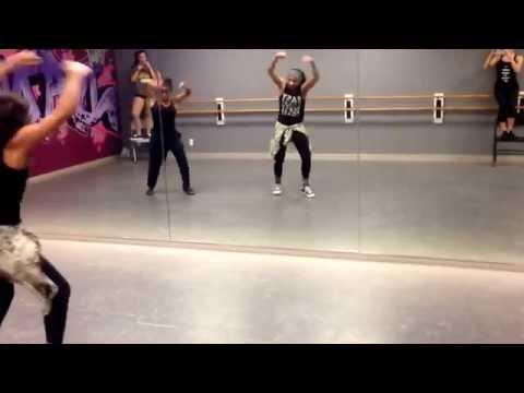 Lose Control  Missy Elliot choreo:  Lenaya Bailes