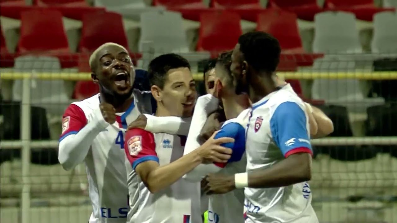 REZUMAT: FCSB - FC Botoşani 2-1. Eurogol Octavian Popescu