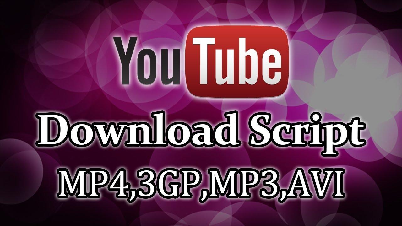 YouTube Downloader 8KSAVE(FREE)|YouTube動画ダウンロードスクリプト
