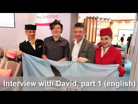 Interview with David from 'Simply Aviation' PART-1