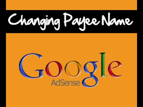 How to Change Payee Name & Address in Google Adsense Account | Friends Company | Maher Faizan