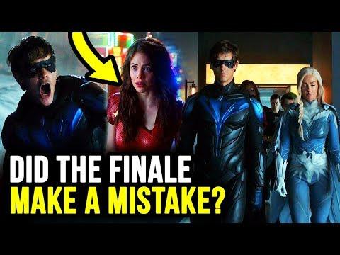 Let's Talk About THAT Finale... - Titans Season 2 Episode 13 REVIEW