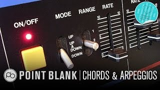 Electronic Music Composition Hangout #2: Chords & Arpeggios