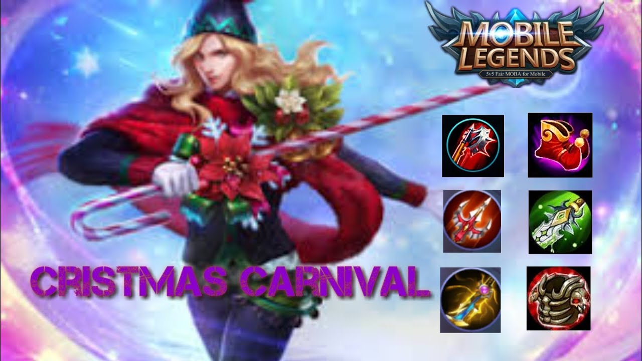 Christmas Carnival Lancelot.Lancelot Christmas Carnival Ranked Mobile Legends Gameplay