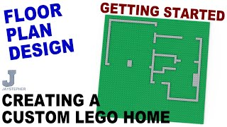 Tutorial - Creating A Custom Lego Home - Getting Started [cc]