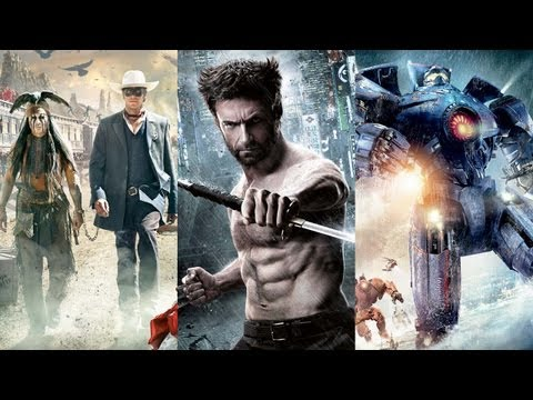 July Movie Preview: The Wolverine, Pacific Rim & More!