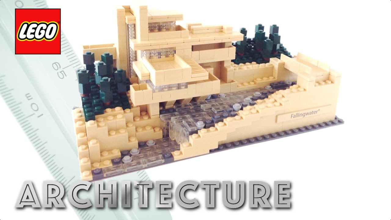 Image gallery lego falling water review - Falling waters lego ...