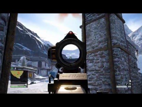 Far Cry 4 Gameplay Pc Ultra Setting 3840x2160 (Himalaya) 980GTX