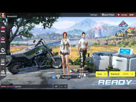 R.O.S Rules of survival Asia daily grind!