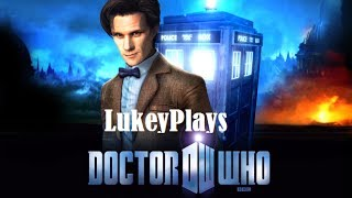 LukeyPlays - #1 - Dr Who The Eternity Clock