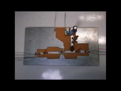 Make Vhf Uhf Tv Antenna Aerial Booster Preamplifier