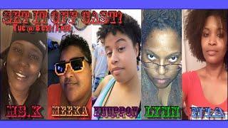 Set it Off Cast #8: Street Fighter V, Quantum Break, Dope Black YouTubers, Etc.