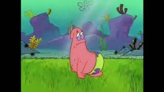 Patrick coughing