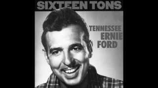 Tennessee Ernie Ford - Sixteen Tons - 1955 - vinylrip