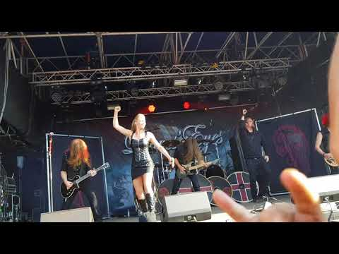 Leaves Eyes  Hell To The Heavens  HD @ Wacken Open Air  2018