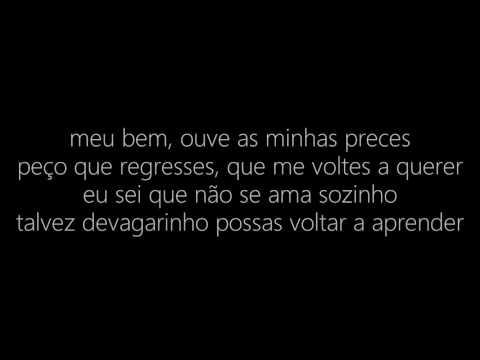 Salvador Sobral - Amar Pelos Dois (LETRA)