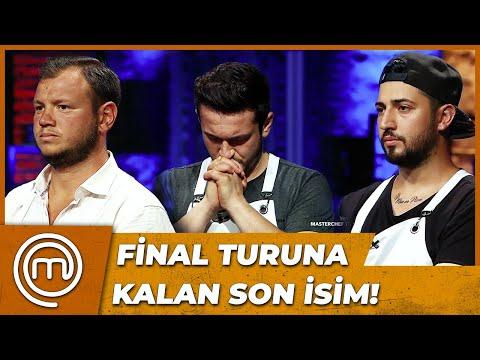 İBRAHİM - UĞUR - TANJU DÜELLOSU | MasterChef Türkiye 13. Bölüm