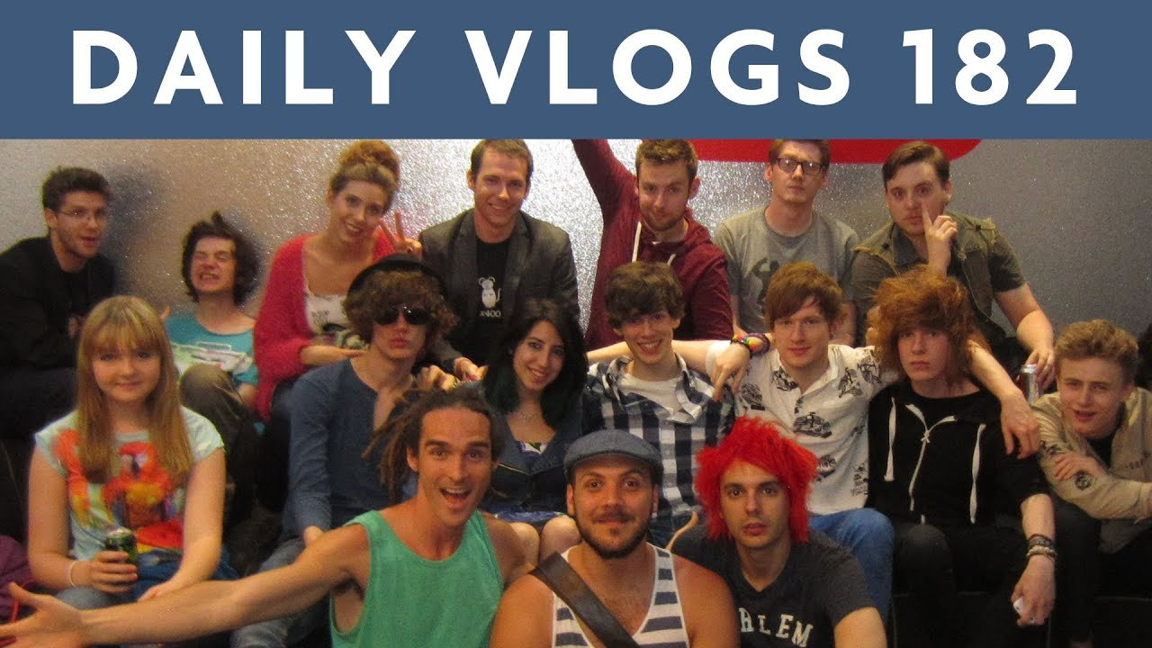 Secret Youtuber Filming   Louis Cole Daily Vlogs 182