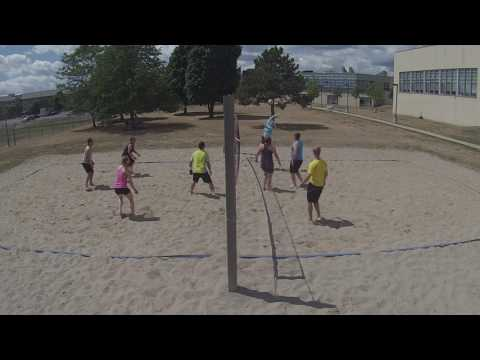 AUGUST 7TH-PICKUP BEACH VOLLEYBALL @ SLC #2